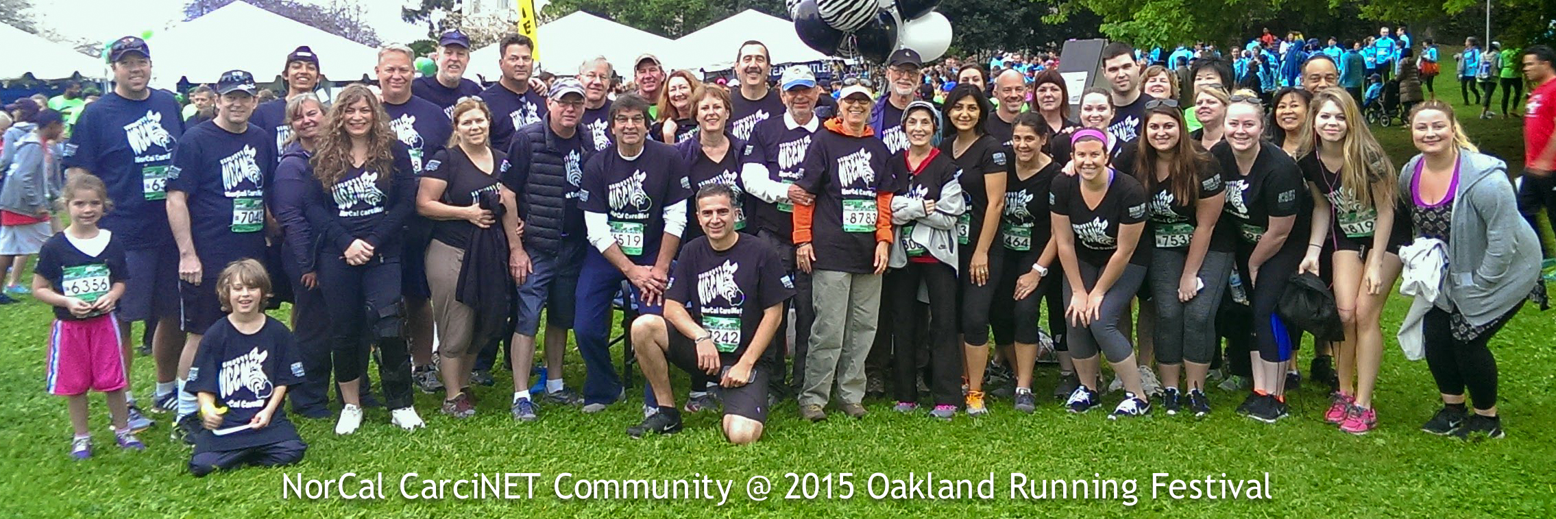 NCCN at Oakland Running Festival