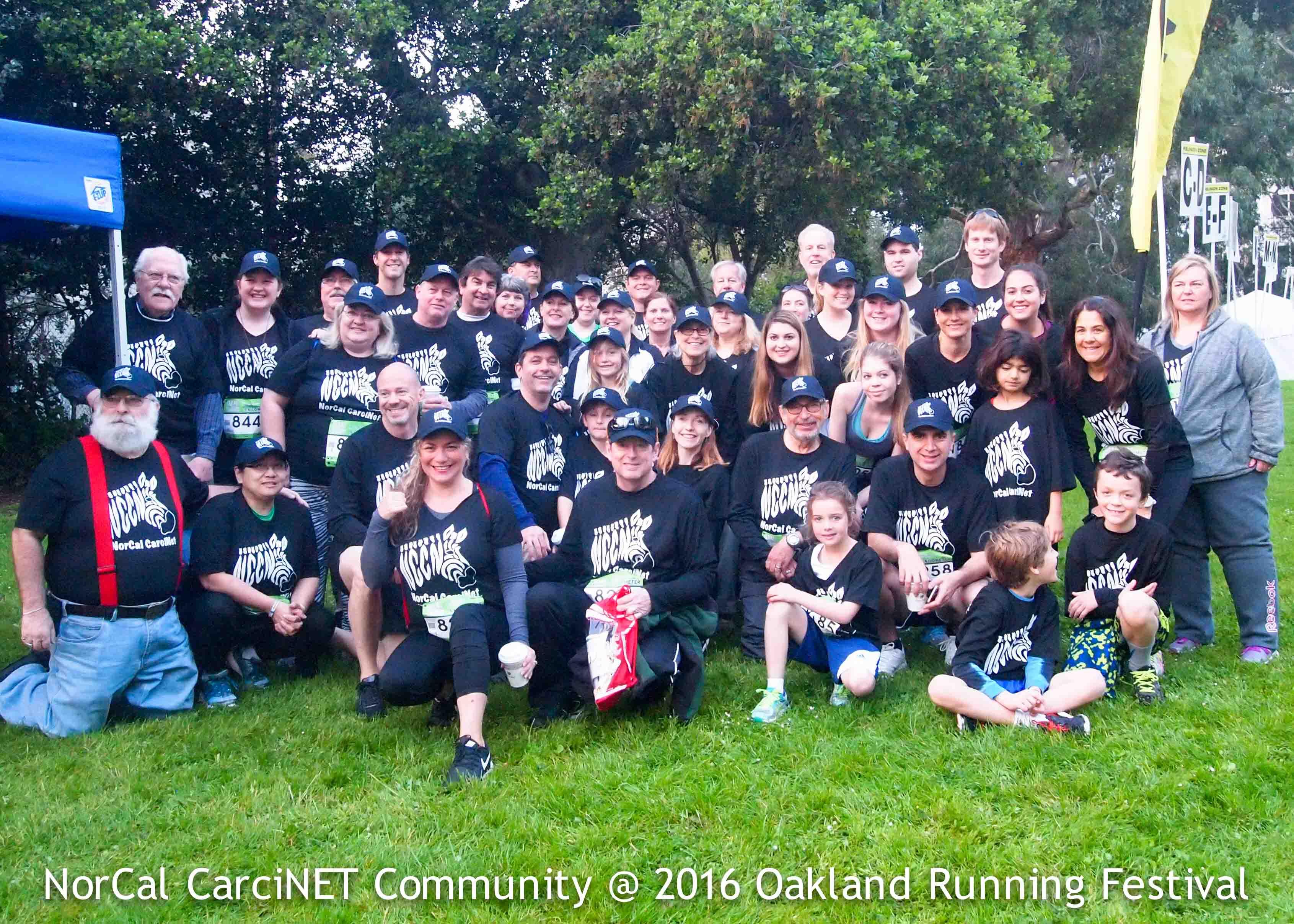 2016 Team NorCal CarciNET